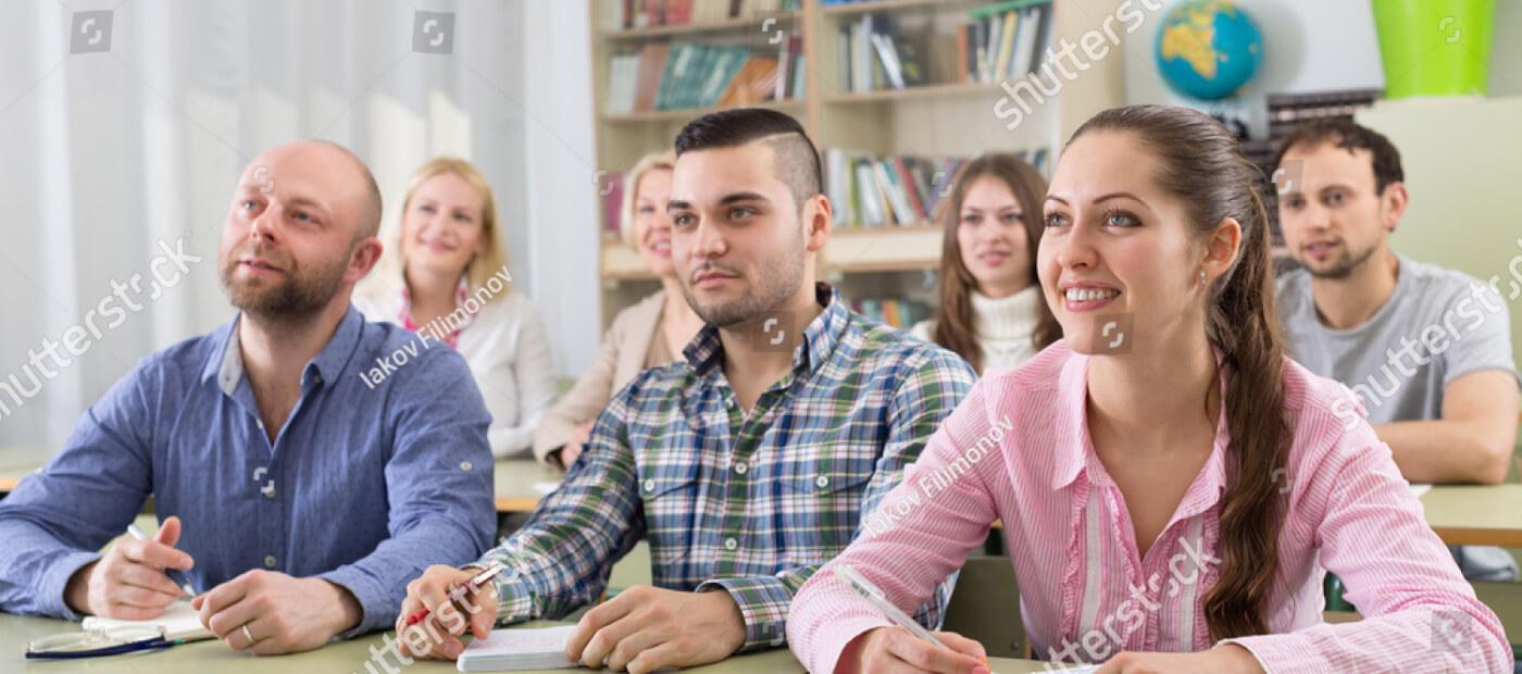 Англійська мова в групах