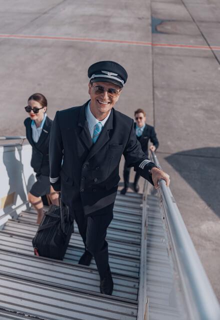 Английский язык для стюардесс и стюардов