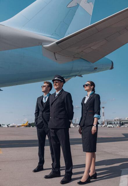 Курсы английского для стюардесс и стюардов