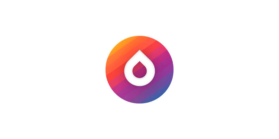 Логотип Drops