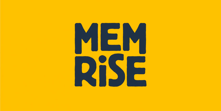 Логотип memries