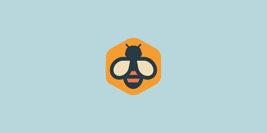 Логотип Beelinguapp